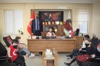 GKV'li Minikler 23 Nisan'ı Coşkuyla Kutladı