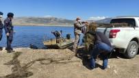 Göletteki Kaçak Avlanmayı Drone İle Tespit Ettiler