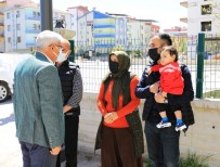 Güder'den Anlamlı Ziyaret