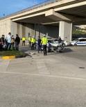 Hatay'da Polis Aracı İle Otomobil Çarpıştı Açıklaması 4 Yaralı
