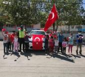 Jandarmadan 23 Nisan Çocuk Bayramı Etkinliği