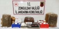 Jandarmadan Kaçak Tütün Operasyonu