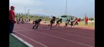 'Kır Çiçekleri', Küçükler Atletizm Festivali'nde İlk Üçe Girdi