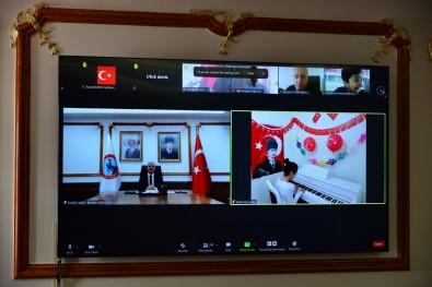 Kırşehir'de 23 Nisan Coşkusu