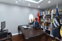 Konya'da 23 Nisan Doğumlu Çocuklara 'Online' Sürpriz Yapıldı