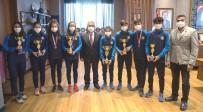 Kütahya Belediyespor Atletizm Takımında Hedef Şampiyonluk