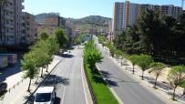Mardin'de 23 Nisan'da Cadde Ve Sokaklar Sessiz Kaldı