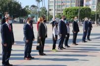 Mersin'de Sade 23 Nisan Töreni
