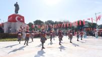 Muğla'da 23 Nisan Cumhuriyet Meydanı'nda Kutlandı