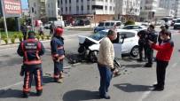 Ordu'da Trafik Kazası Açıklaması 2 Yaralı