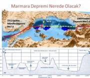 Prof. Dr. Şükrü Ersoy Açıklaması 'Her 50 Yılda Bir Marmara Çevresinde 7'Nin Üzerinde Deprem Oluyor'