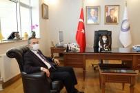 Rektör Akdoğan, 23 Nisan'da Koltuğunu Devretti