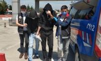 Samsun'da İş Yerinde Esrar Ele Geçti Açıklaması 2 Gözaltı
