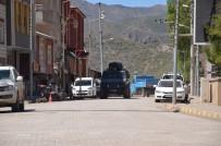 Şırnak'ta 23 Nisan Zırhlı Araçlardan Çalınan Şarkılarla Kutlandı