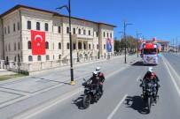 Sivas'ta Konvoylu 23 Nisan Kutlaması