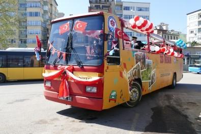 Trabzon'da 23 Nisan Coşkusu