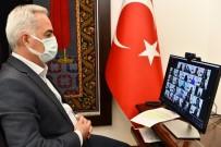 Vali Seymenoğlu 23 Nisan Coşkusunu Türk Ve Rumen Öğrencilerle Paylaştı