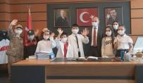 Yalova Altınova'da Çocuklar Şehri Yönetti