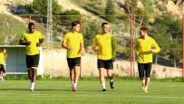 Yeni Malatyaspor'da Ankaragücü Maçı Hazırlıkları Sürüyor