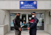 İş Yerinden Demir Kesme Makinesi Çalan Şahıs Yakalandı