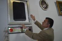 Kâbe-İ Muazzama'nın Örtüsü Eskişehir'de Sergileniyor