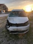 Konya'da Trafik Kazası Açıklaması 1'İ Çocuk 3 Ölü, 1 Yaralı