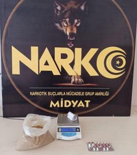 Midyat Narkotik Ekipleri Uyuşturucu Tacirlerine Göz Açtırmıyor