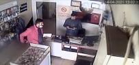 Telefon Bataryası Hırsızlığı Kamerada