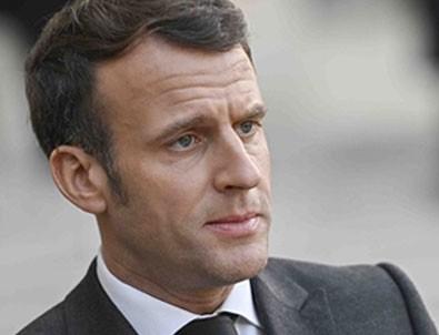 Fransa yine bildiğiniz gibi! Biden'a tepki gösteren diplomatı görevden aldılar!