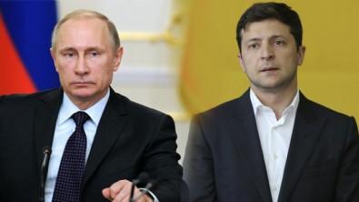 Zelenskiy'den Putin'e çağrı: Vatikan'da buluşalım