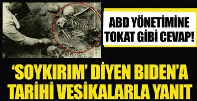 Erzurum Büyükşehir Belediye Başkanı Sekmen'den ABD yönetimine tarihi vesikalarla tokat gibi cevap