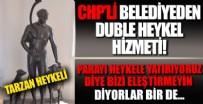 SABAHATTİN ALİ - Sinop'ta Sabahattin Ali ve Tarzan Kemal'in heykelleri hazırlandı