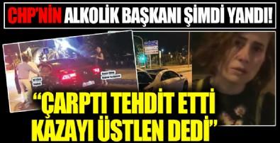 Alkollü araç kullanıp kaza yapan CHP'li Maltepe Belediye Başkanı Ali Kılıç'ın başı fena dertte! Mağdur Pınar Keskin her şeyi anlattı