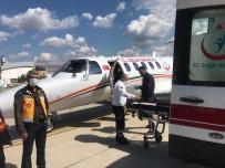 Batman'da Uçak Ambulans Reyhan Bebek İçin Havalandı