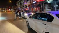 Ehliyetsiz Sürücü Gece Kartallarından Kaçamadı
