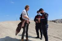 Kapadokya'da Maske Takmayan 37 Turiste Para Cezası Kesildi