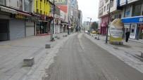 Karabük'te De, Hafta Sonunu Sessizlik Hakim