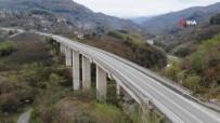 Karadeniz-Akdeniz Yolu Projenin %98'İ Tamamlandı