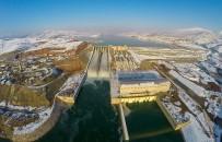 (Özel) Karların Erimesiyle Erzincan'daki Barajlarda Doluluk Oranı Arttı