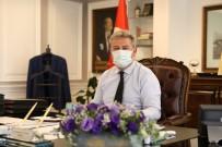 Palancıoğlu'dan 'Evde Kal' Çağrısı