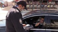 Polise 'Ağabey Gözünü Seveyim Yapma' Dedi, Kısıtlamayı İhlalden Ceza Yemekten Kurtulamadı