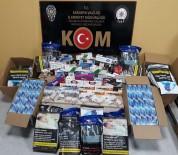 Sakarya'da 67 Paket Kilogramlık Kaçak Tütün Ele Geçirildi