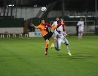Süper Lig Açıklaması Hatayspor Açıklaması 2 - Galatasaray Açıklaması 0 (İlk Yarı)
