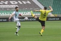 TFF 1. Lig Açıklaması GZT Giresunspor Açıklaması 0 - İstanbulspor Açıklaması 0