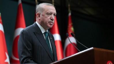 Başkan Erdoğan'dan 1 Mayıs mesajı