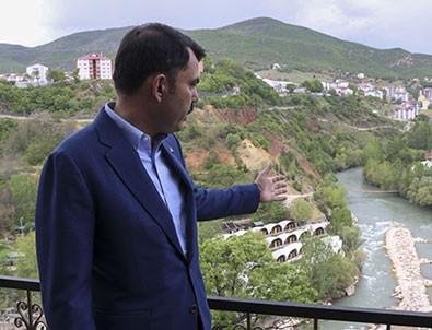 Çevre ve Şehircilik Bakanı Murat Kurum duyurdu! Depremzedelere müjde!