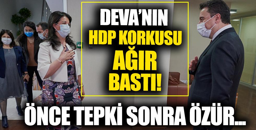 DEVA Partisi'nin HDP korkusu! Metin Kaşıkoğlu tweet silip özür diledi