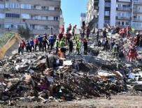 İzmir depremi ile ilgili flaş gelişme!