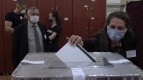 Bulgaristan Vatandaşları Kırklareli'nde Oylarını Kullanıyor