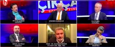 Halk Tv yayınında skandal sözler!